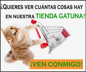 Tienda online de gatos