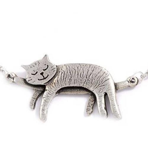 Colgante de gato